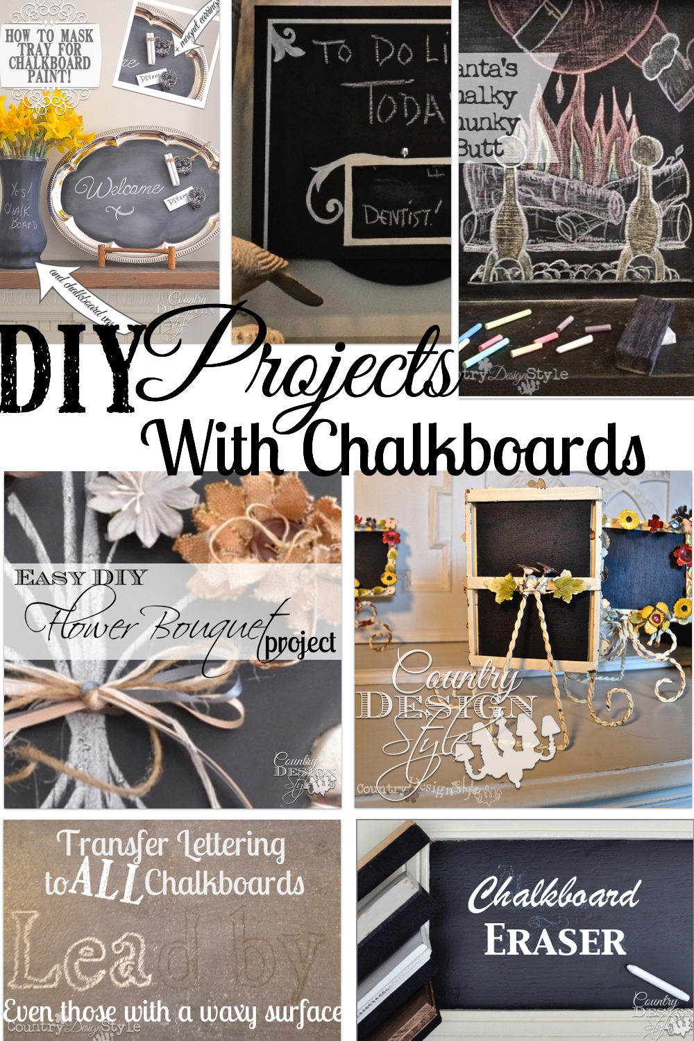 Chalk Projects Country Design Style