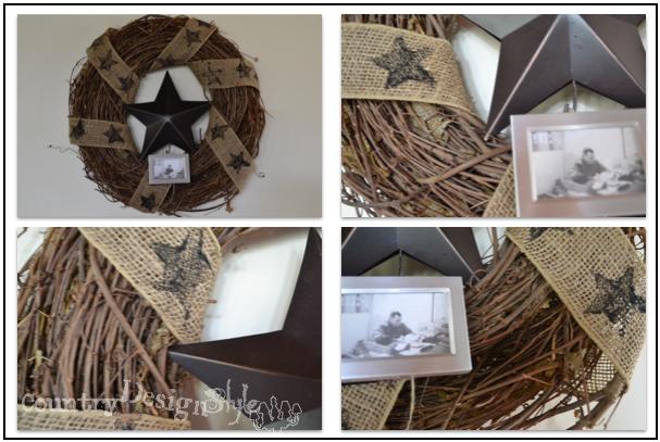 june wreath http://countrydesignstyle.com #junewreath #wreath