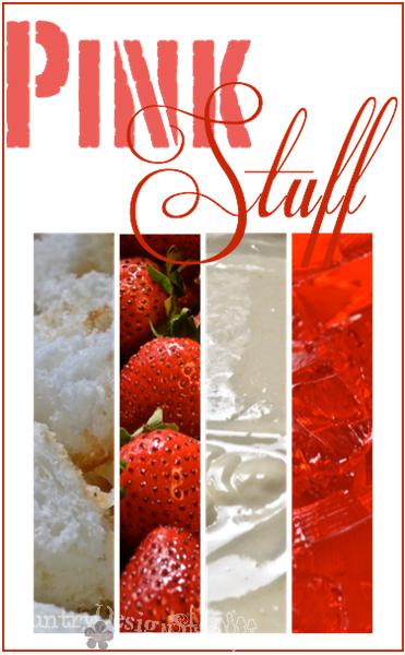 pink stuff https://countrydesignstyle.com #recipe #summerdessert #strawberries