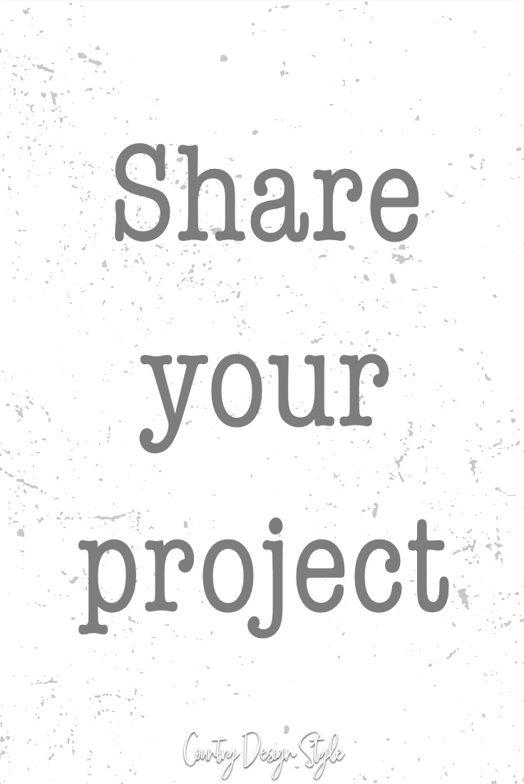 Share your project with our readers