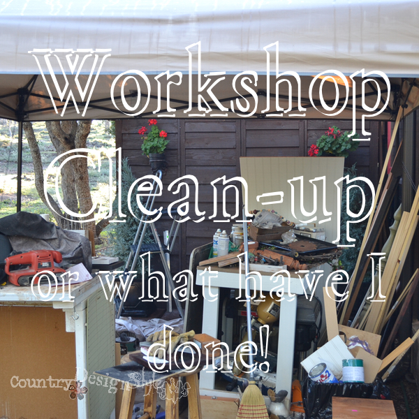 workshop clean up https://countrydesignstyle.com