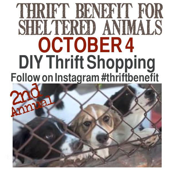 Thrift Benefit Local Event
