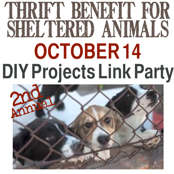 Thrift Benefit Link Party https://countrydesignstyle.com #thriftbenefit