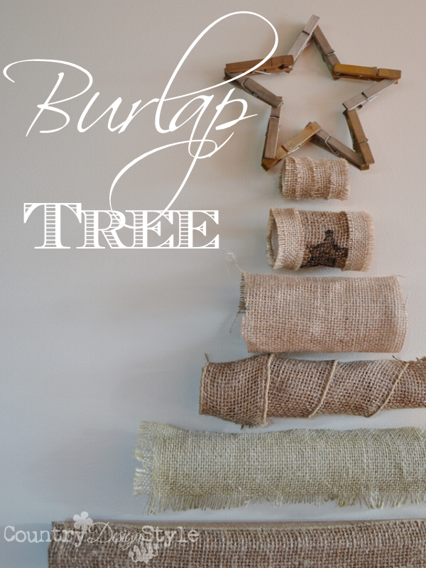 Burlap-tree-country-design-style-pin
