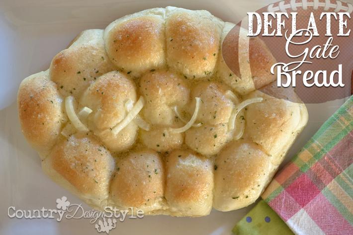 Deflate Gate Bread