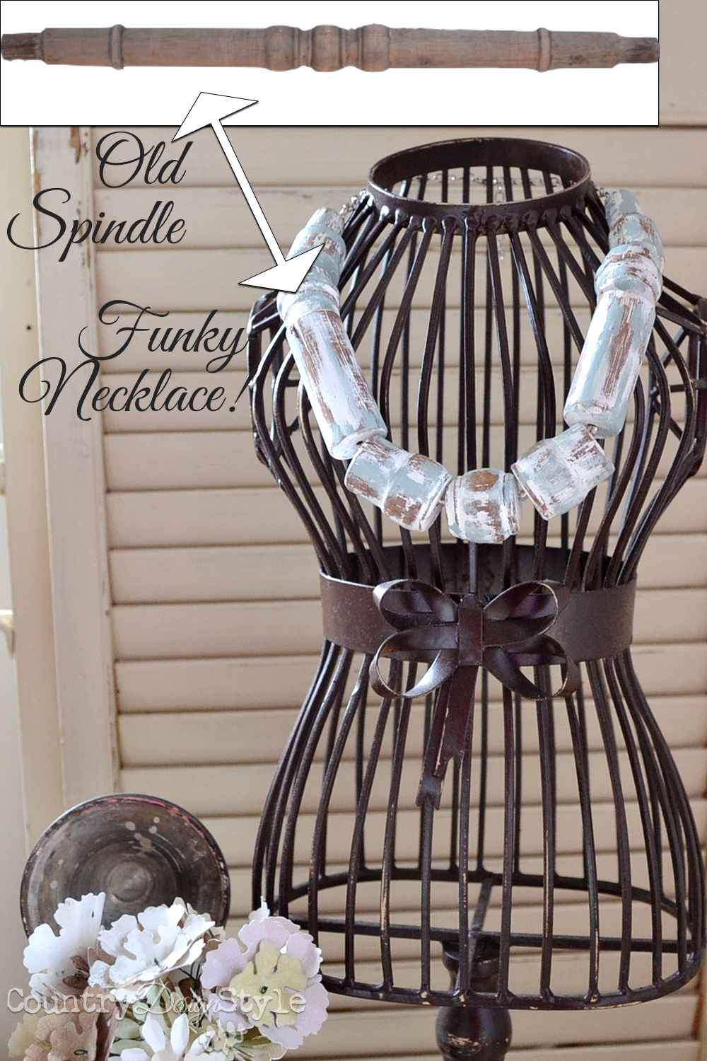 old-spindle-funky-necklace-country-design-style-pn