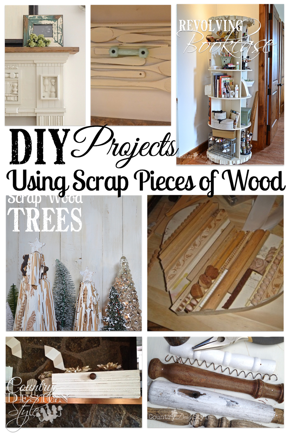 Woodworking Projects Using Scrap Wood Wood Working Projects