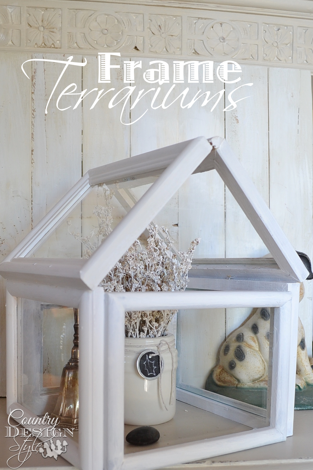 Frame Terrariums | Country Design Style