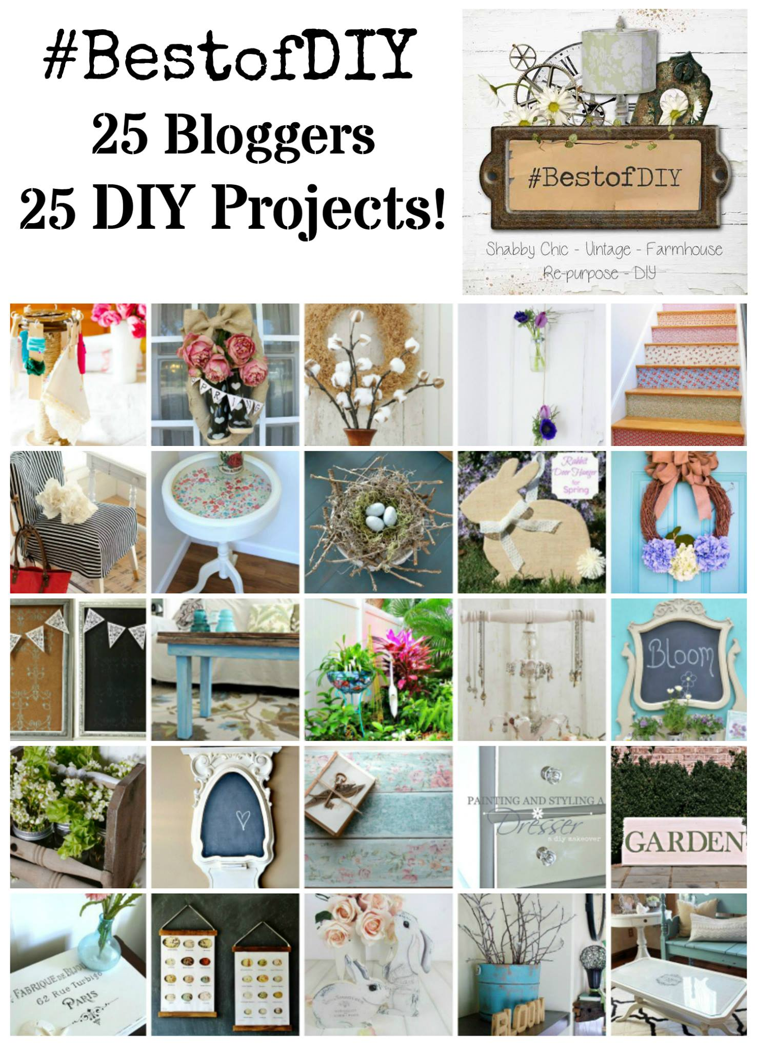 Best of DIY projects