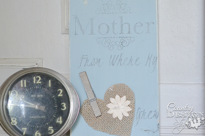 Sign For Mom