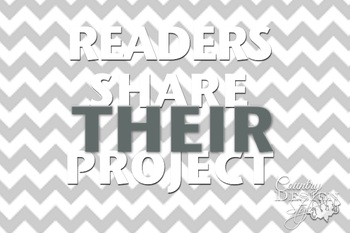 Readers Share Their Projects