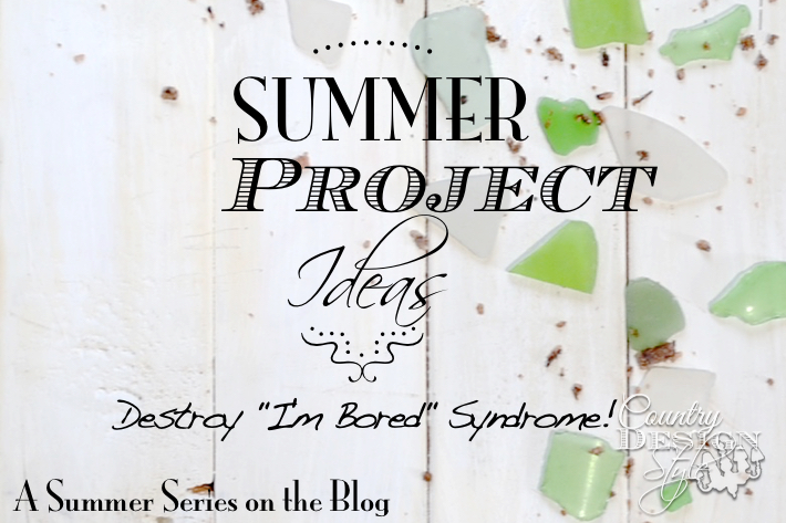 Summer Project Ideascountry Design Style Fp