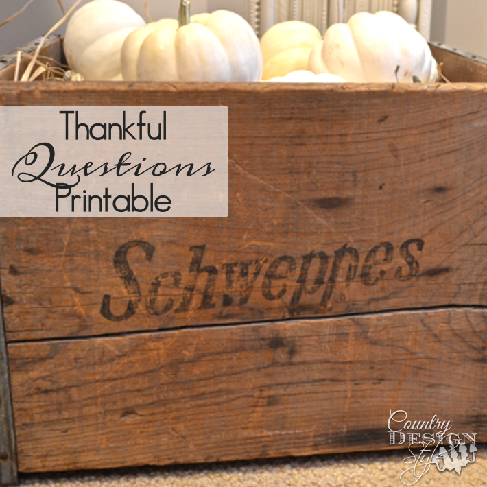Thankful-questions-napkin-rings-printable | countrydesignstyle.com sq