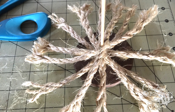 Layers of Rope Tree | Country Design Style | countrydesignstyle.com