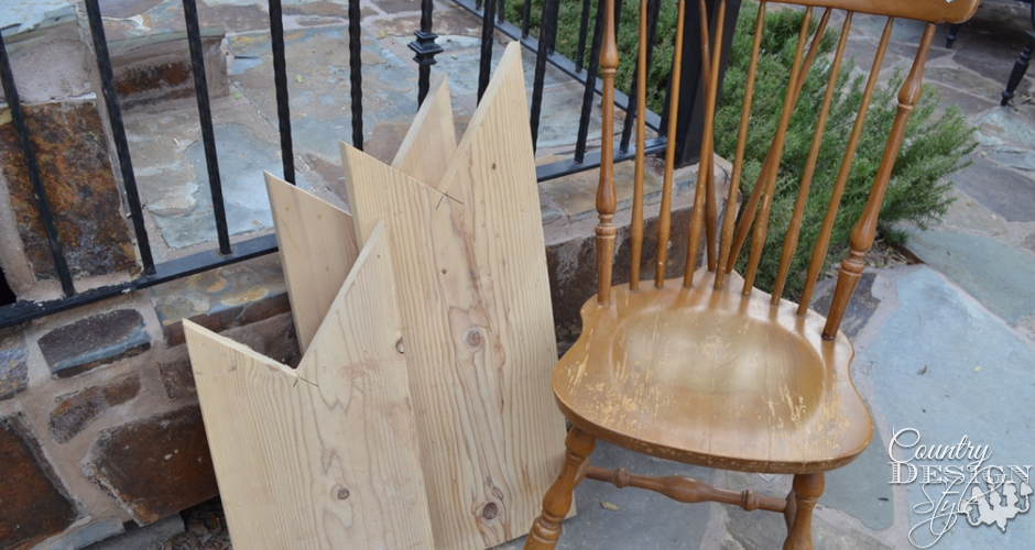 3 Tiered Stand Pieces | Country Design Style | countrydesignstyle.com