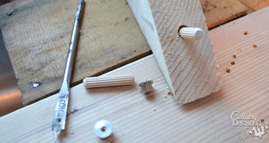 How to make a frame using 2 by 4   Country Design Style   countrydesignstyle.com