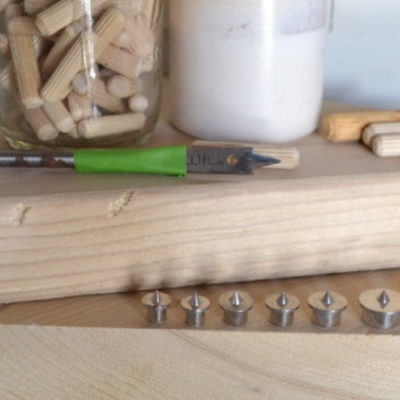 How to use Dowel Pins