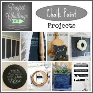 Chalk Project Challenge