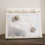 Recipe Holder Junk Decor | Country Design Style | countrydesignstyle.com