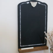 Small chalkboard side | Country Design Style | countrydesignstyle.com