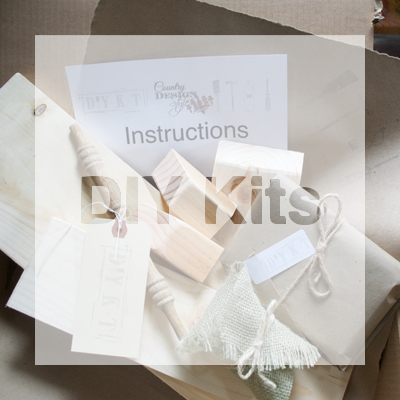 DIY Kits Shop Images | Country Design Style | countrydesignstyle.com