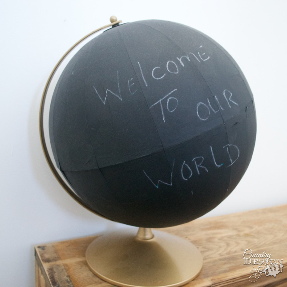 Welcome to our World | Country Design Style | countrydesignstyle.com