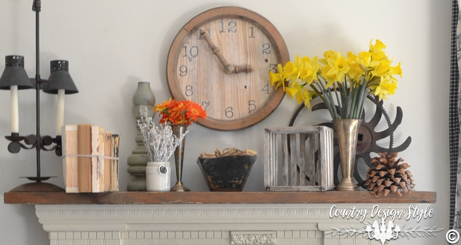 Clock face | Country Design Style | countrydesignstyle.com