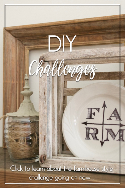 21 Day DIY Decorating Challenge