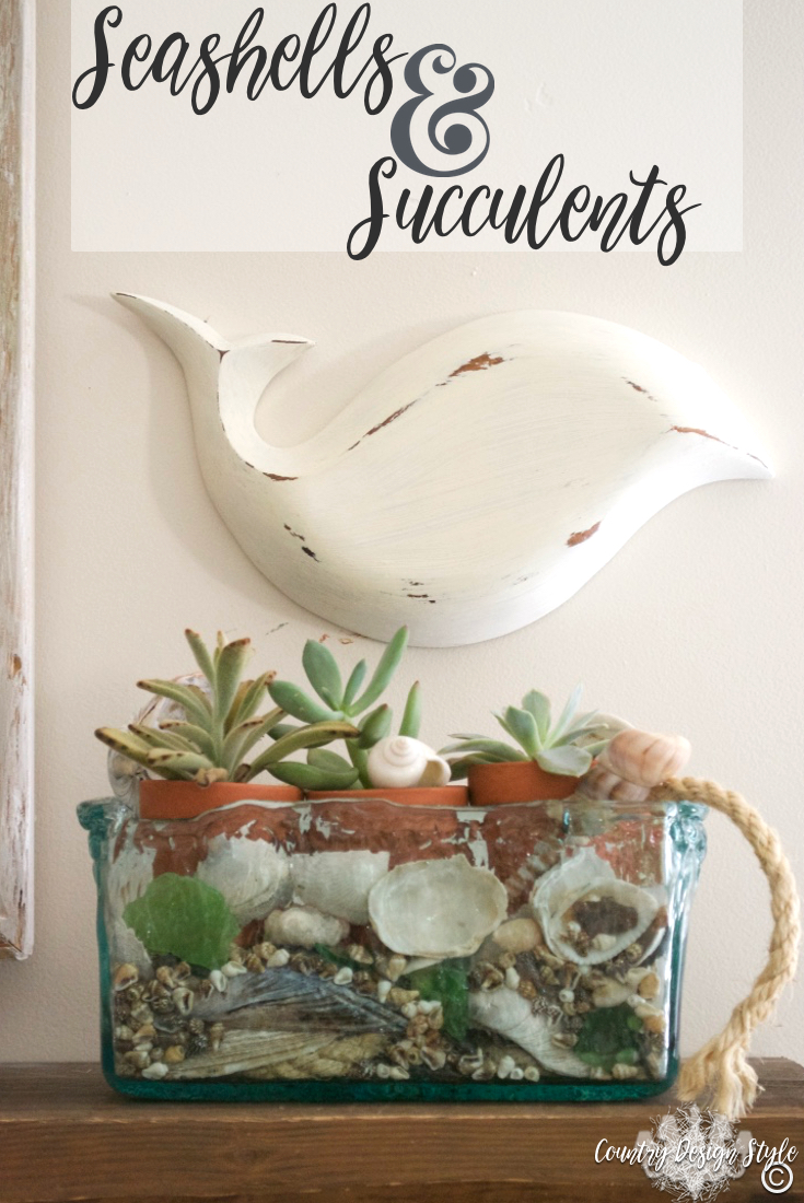 Beach Decor DIY PN | Country Design Style | countrydesignstyle.com
