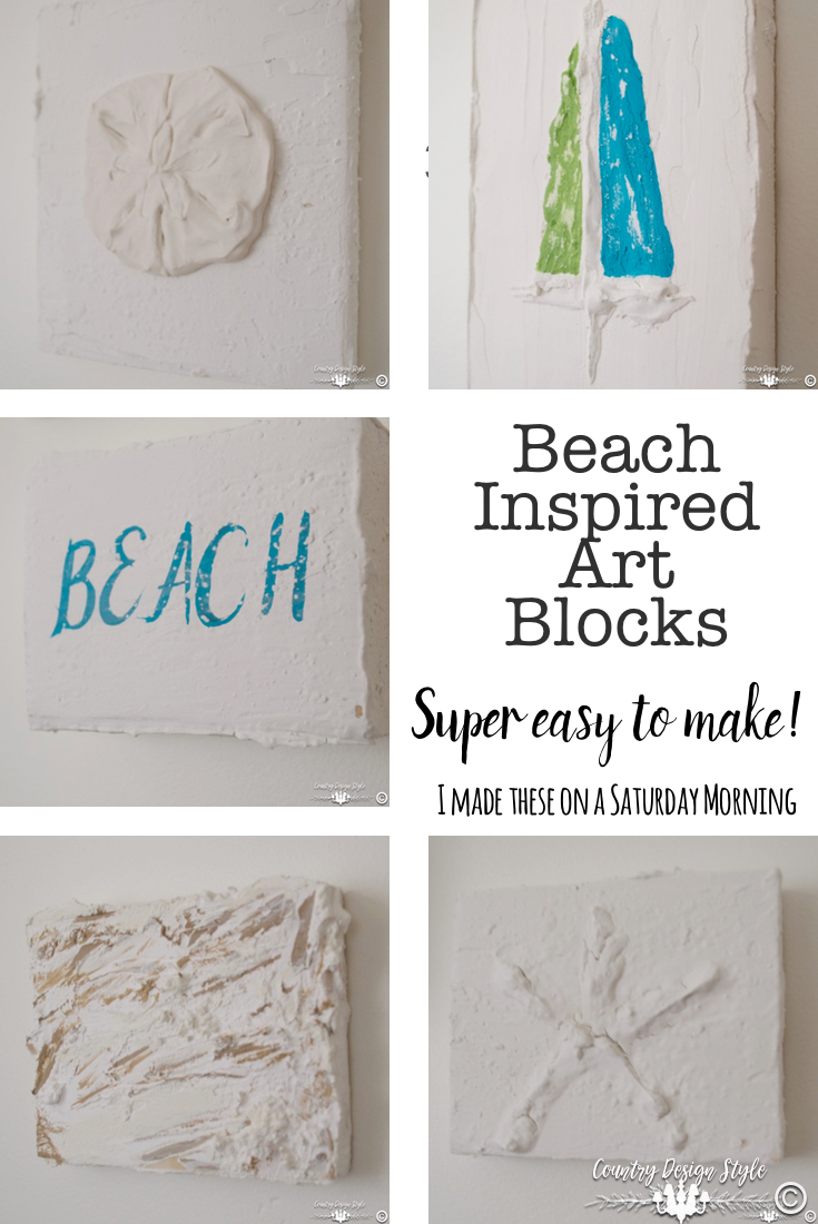 Easy-to-make-Art-Blocks | Country Design Style | countrydesignstyle.com