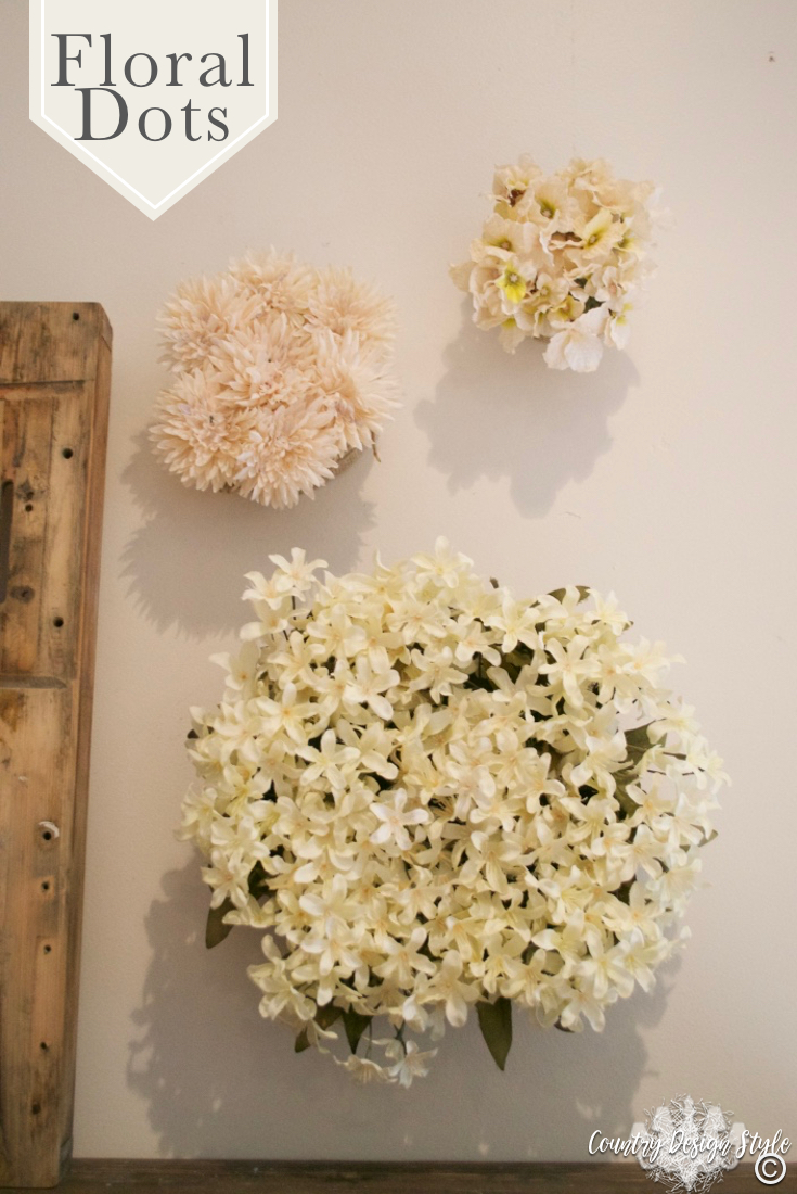 Insane bouquet display idea that will have you seeing dots bouquet floral dots country design style countrydesignstyle mightylinksfo