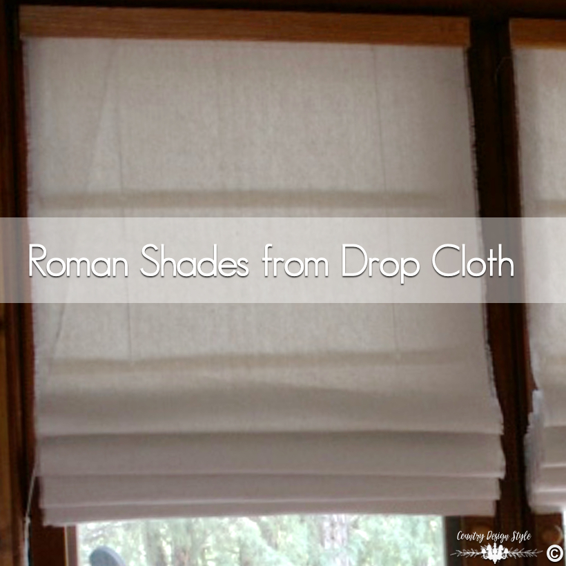 Roman-shade-tutorial SQ| Country Design Style | countrydesignstyle.com