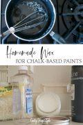 Steps to make homemade wax