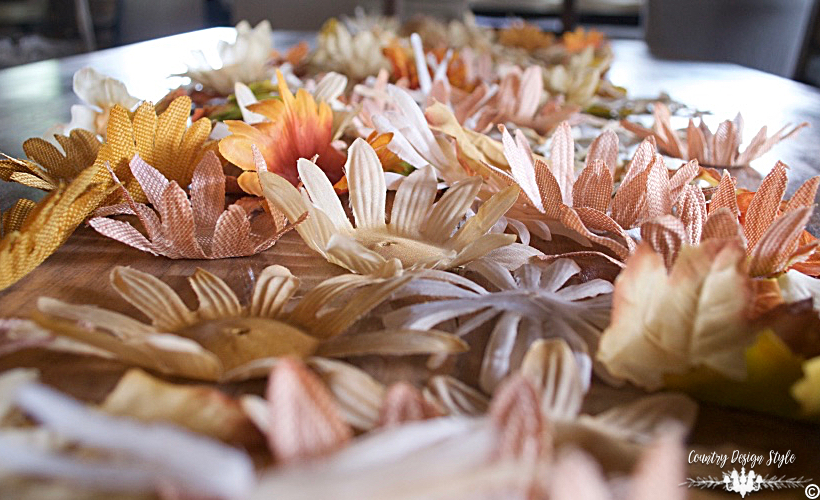 diy-fall-table-runner-flowers-country-design-style-countrydesignstyle-com