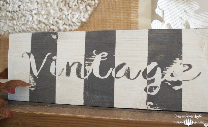 DIY-wood-signs | Country Design Style | countrydesignstyle.com