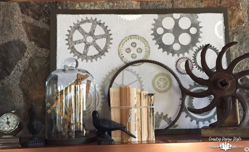 Industrial Farmhouse Art Right Country Design Style Countrydesignstyle