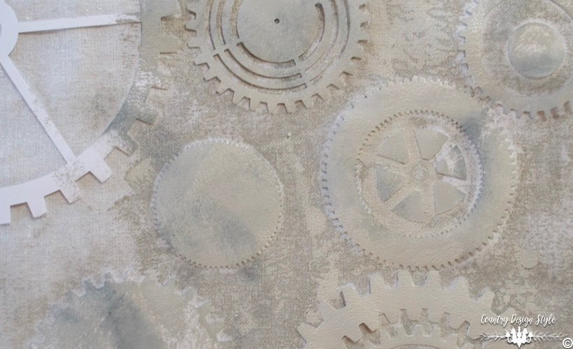 Industrial Farmhouse Art Stencil Country Design Style Countrydesignstyle