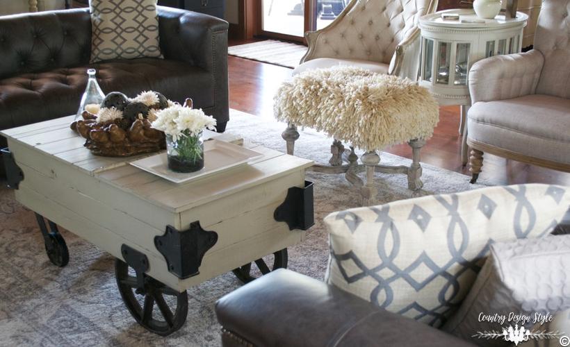 inspiring industrial farmhouse living room | Industrial Farmhouse Living Room - Country Design Style