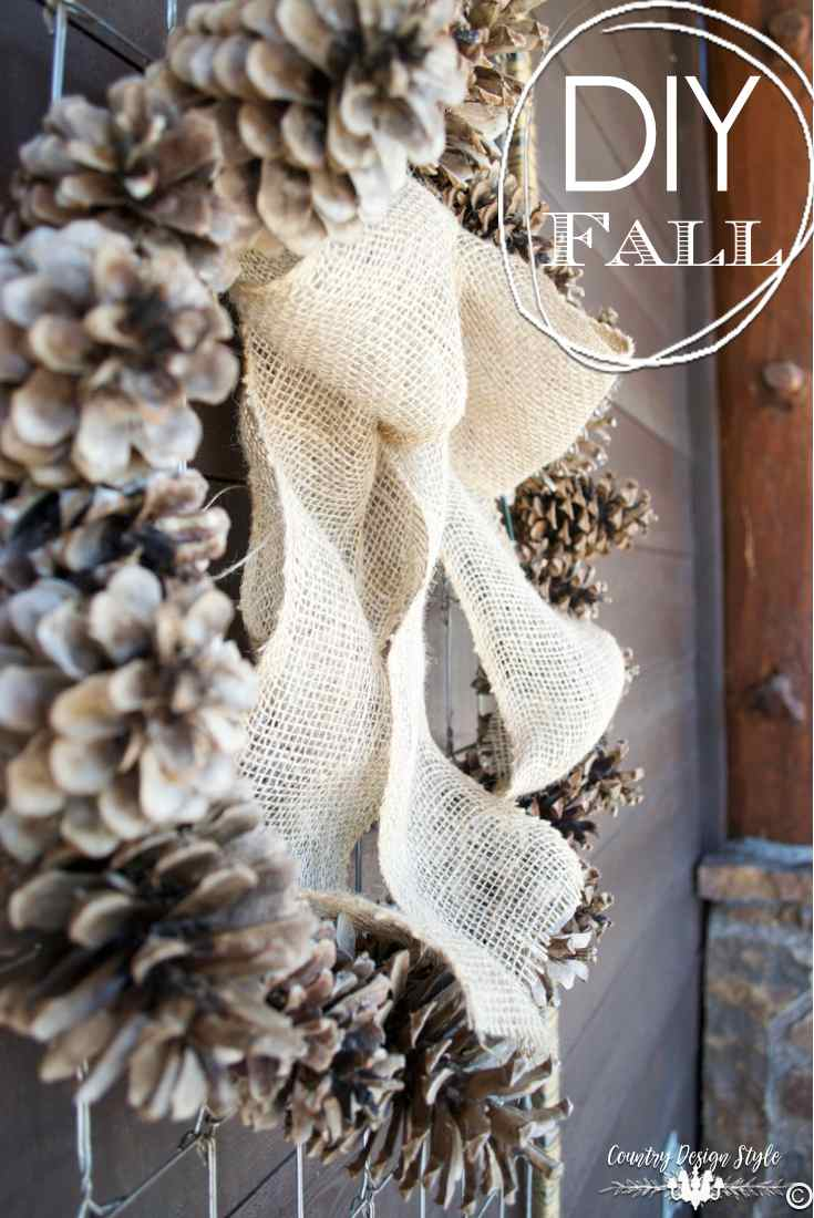 diy-fall-decorating-pinecone-wreath-country-design-style-countrydesignstyle-com