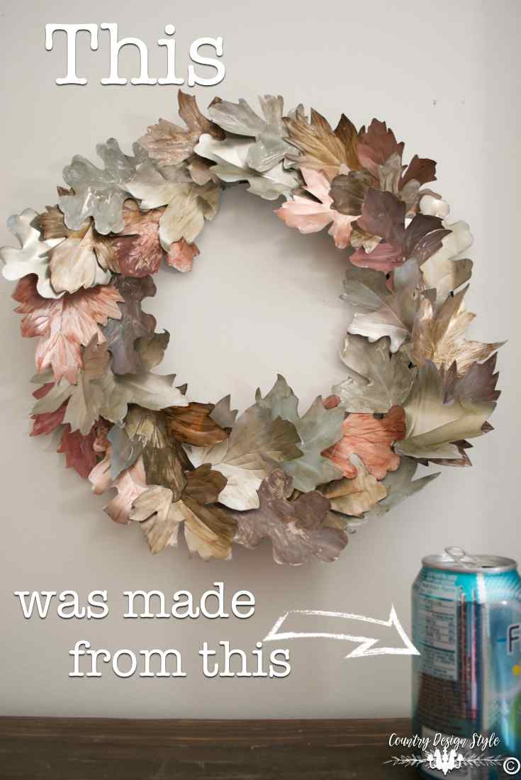 diy-metal-leaves-made-from-this-country-design-style-countrydesignstyle-com