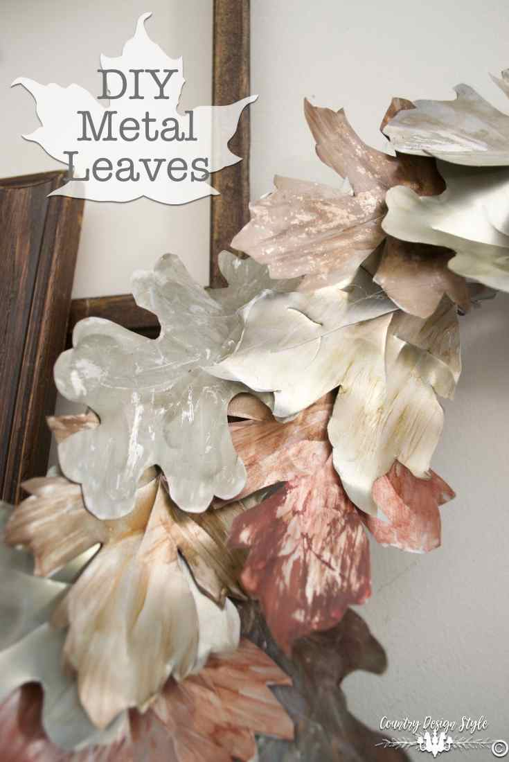 diy-metal-leaves-to-pin-country-design-style-countrydesignstyle-com