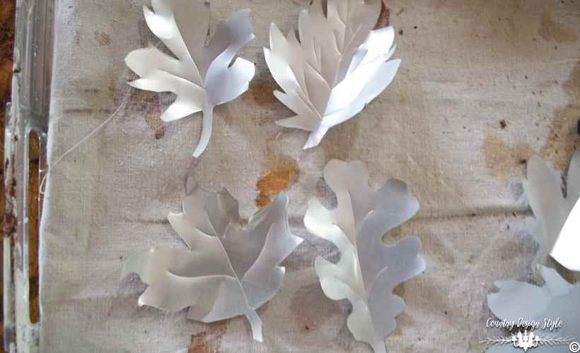 diy-metal-leaves-veins-country-design-style-countrydesignstyle-com