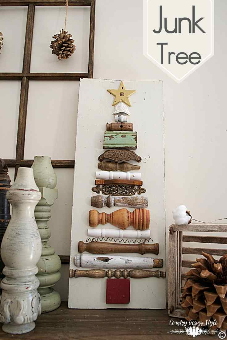 Mr Browns Christmas Tree Pin