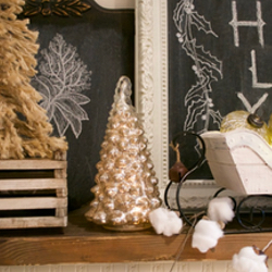 diy-christmas-mantel-country-design-style-countrydesignstyle-com