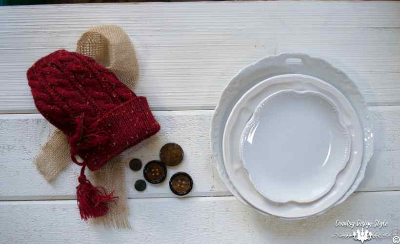 Winter Craft Snowman