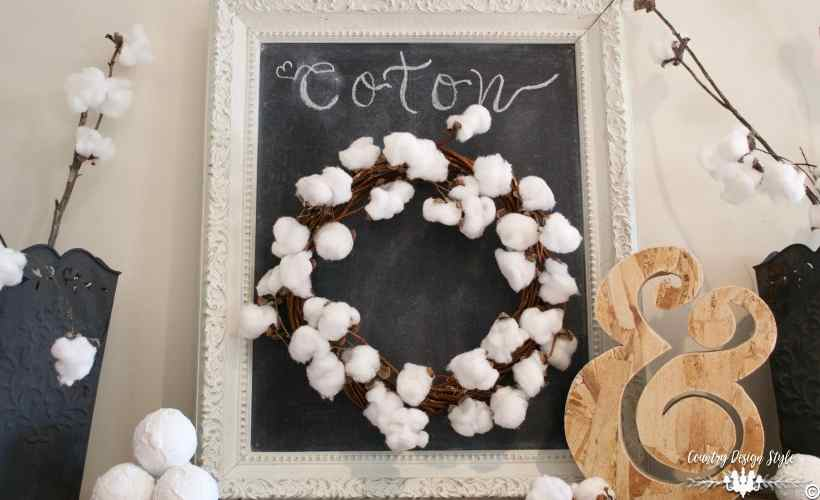 Cotton Coton and Snowballs | Country Design Style | countrydesignstyle.com