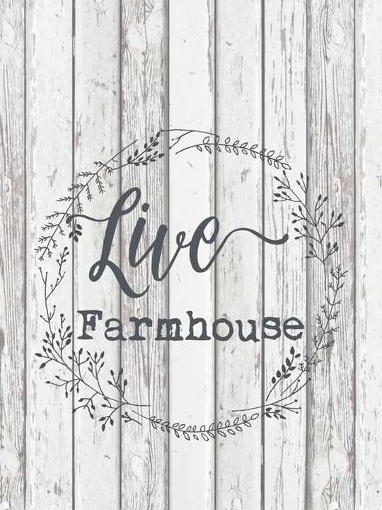 Farmhouse Style Labels - Country Design Style