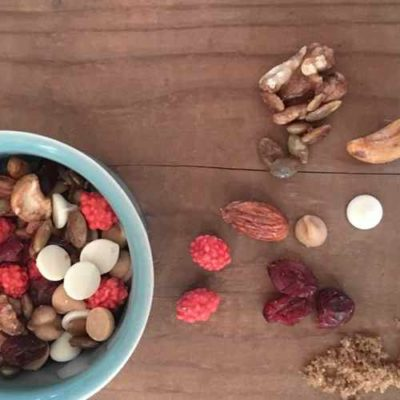 Trail Mix Recipe Main   Country Design Style   countrydesignstyle.com