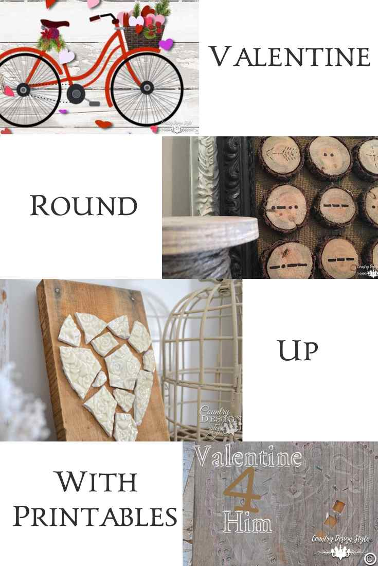 Valentine Round-Up PN | Country Design Style | countrydesignstyle.com