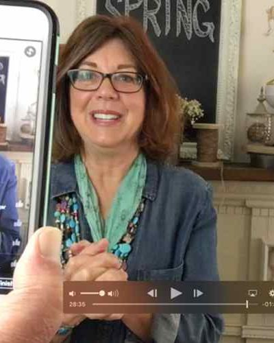 How to survive making a Facebook live demo without Bumbling